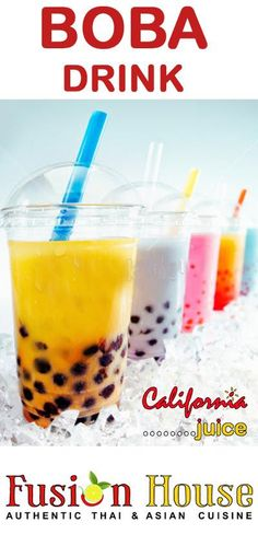 Boba Drinks at Fusion House Restaurant. Refresh yourself with the boba drink. Check out the food, drink, and boba menu at https://www.facebook.com/FusionHouse/app_117784394919914