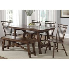 Free Shipping when you buy Liberty Furniture Creations II Dining Table at Wayfair - Great Deals on all Furniture products with the best selection to choose from!