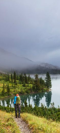 I loved hiking past Elizabeth Lake. I camped at the foot. Hike along the Elizabeth Lake, Glacier National Park, Montana, United States Oh The Places You'll Go, Places To Travel, Places To Visit, Camping And Hiking, Backpacking, Big Sky Country, To Infinity And Beyond, Parcs, Future Travel