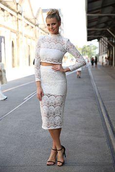 Streetstyle von der Fashion Week Australien
