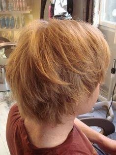1000 id es sur le th me coupe courte effil e sur pinterest coiffure enfant coiffure enfant - Coupe courte effilee destructuree ...