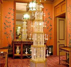 Regent's Lost Pagodas sparkle at Royal Pavilion Brighton