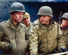 Dwight Yoakam as Lieutenant Colonel George Rickman in 'When Trumpets Fade' (TV movie)