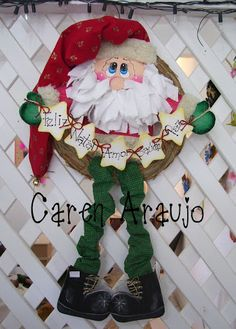 Merry Christmas, Christmas Clay, Father Christmas, Christmas Holidays, Christmas Ornaments, Handmade Crafts, Diy And Crafts, Holiday Crafts, Holiday Decor