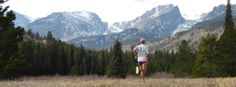 Trail running camps in Estes Park, CO for all trail runners | Active at Altitude