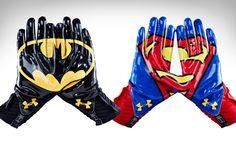 Under Armour Alter Ego Football Gloves - Gear Hungry Football Equipment, Football Gear, Football Gloves, Football Outfits, Sports Equipment, Football Helmets, Football Clothing, Football Stuff, Football Season