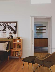 mid century modern bedrooms - Google Search