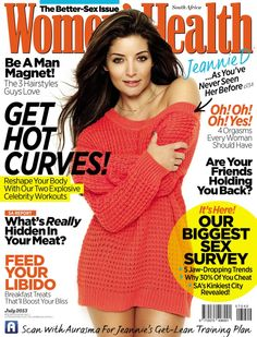 Women's Health South Africa  Magazine - Buy, Subscribe, Download and Read Women's Health South Africa on your iPad, iPhone, iPod Touch, Android and on the web only through Magzter