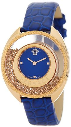 Versace Women&s Destiny Spirit Swiss Quartz Watch