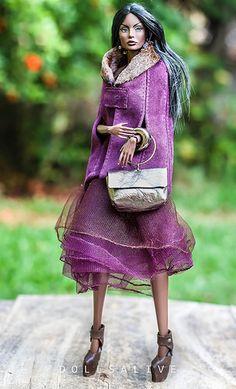 Sexe et la Ville OOAK outfit | by dollsalive