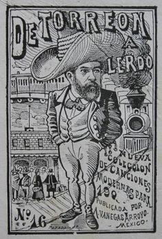 José Guadalupe Posada, De Torreón a Lerdo,