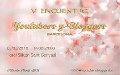 My Beauty Colors: 5º GOLDEN MEETING BARCELONA: HAUL EMPRESAS COLABOR...