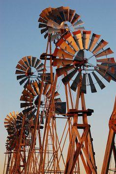 That's my idea of windmills