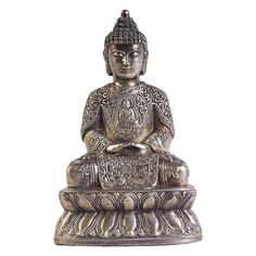 """I pinned this Buddha Statue from the Far East Flair event at Joss and Main! 5""""x3"""" $58"""