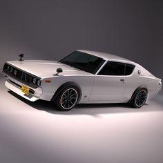 Datsun Skyline GTR ou KPGC110