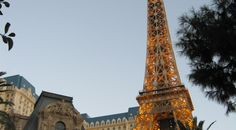 Paris as part of Las Vegas, 2007 #travel #writing #blogging #usa #nevada #lasvegas #paris