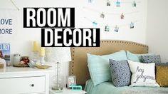 room decor diy - YouTube