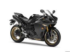 Yamaha YZF-R1 sport-bikes