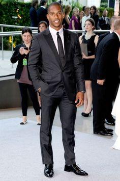Victor Cruz. if looks could kill.    Photos: The 2012 International Best-Dressed List | Style | Vanity Fair