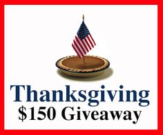 Win $150 in Cash for your Thanksgiving Feast from WholeMom!