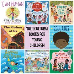 Beginning Of Kindergarten, Kindergarten Books, Preschool Literacy, Preschool Books, Early Childhood Activities, Early Childhood Education, Early Education, Multicultural Classroom, Dream School