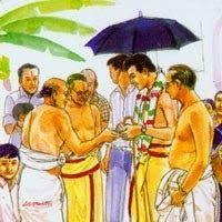 Sparkling Fashion: Telugu Wedding Rituals snathakam