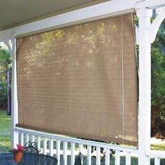 An easy and inexpensive DIY patio shade to keep the sun out of ...