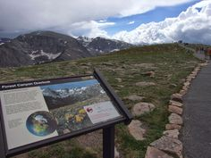 Forest Canyon Overlook - Rocky Mountain National Park