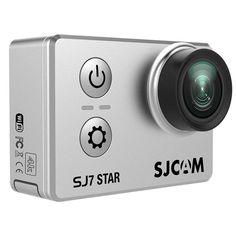 SJCAM SJ7 STAR 4K WIFI Action Camera IMX117 CMOS 2.0 Inch LCD Sport DV Ambarella A12S75 Sale - Banggood.com