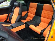 custom car interior