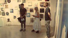 Erik Strauss, Adolfina de Stefani ed Emmanuele Panzarini - La Corrispondenza del Tutto,  3D Gallery - Mestre (VE)