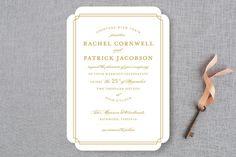 Wedding Invitations | Minted