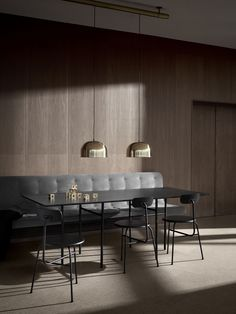 Dining chairs in Nordic style - Buy online from Finnish Design Shop. Wide selection of classic and modern design! Dining Area, Dining Chairs, Dining Room, Modern Talking, Design Bestseller, Interior Decorating, Interior Design, Restaurant Design, Corner Restaurant
