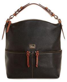 b69ff8b98c5 Dooney  amp  Bourke Handbag, Dillen II Zipper Pocket Medium Sac - Dooney   amp