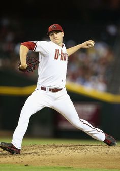Arizona Diamondbacks pitcher Patrick Corbin
