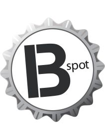 """B Spot - Celebrity chef Michael Symon will opened his first Indianapolis restaurant when he launched his burger joint B Spot at Ironworks at Keystone/86th Street  B Spot serves tricked-out burgers — beef, turkey or veggie — in industrial-inspired dining rooms, each decorated with the restaurant's signature """"B"""" mural, made with recycled beer cans."""