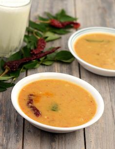 Buttermilk rasam is a 'light', moderately spicy rasam that can be safely consumed even by those with cold or fever for whom raw buttermilk is usually not allowed.
