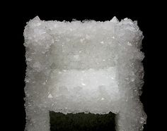 Natural Crystal Chair