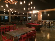 Rogers Arkansas Light Fixtures Vintage Restaurant Tap Room Swag Lighting