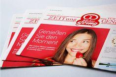Kundenzeitung für Bäcker Göing