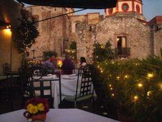 La Posadita Rooftop Cafe - San Miguel