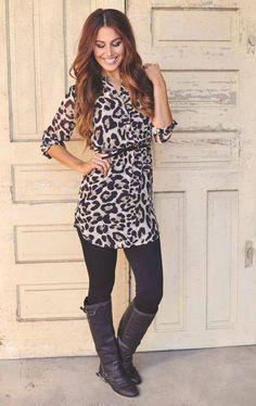 Outfits con Leggins – Moda y Estilo Cute Winter Outfits, Fall Outfits, Casual Outfits, Cute Outfits, Fashion Outfits, Fashion Women, Cheap Fashion, Legging Outfits, Silvester Outfit