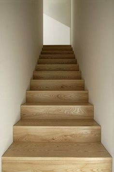 but with wool carpet treads and darker risers