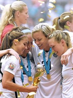 2015 FIFA Women's World Cup Champions