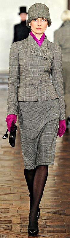 Ralph Lauren  Ready-to-Wear - Fall/Winter 2012-2013