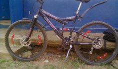 Silver fox black bike 4 sale,Gear changer,Disk brakes, excellent condition- 270,000/= (negotiable)inbox or call 0702006244 for details | Remzak.co.ug Buy and Sell Anything! Convert your Stuff into Cash!