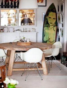 round table living