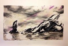 Boreray Sky, St Kilda / Curious Duke Gallery