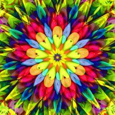 .kaleidoscope caleidoscopio colores