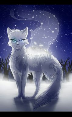 This is Snows and Silvers fusion form.. called Star. Star can go though buildings and see spirits